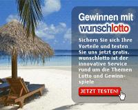 wunschlotto.de - Kostenlos Lotto spielen