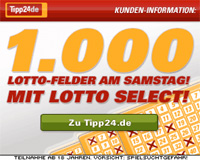 Tipp24.com - Lotto im Internet