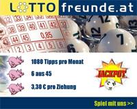 Lottofreunde.at - Die Österreichische Spielgemeinschaft