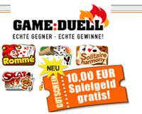 GameDuell - Deutschlands größte Spieleseite